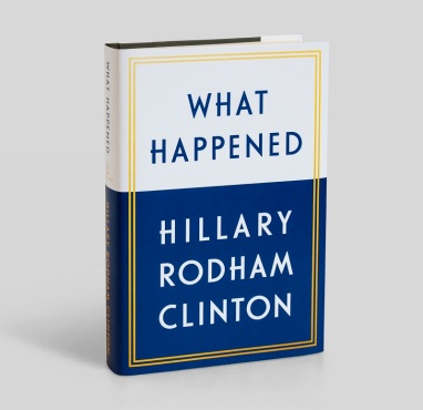 HilaryClinton_WhatHappened