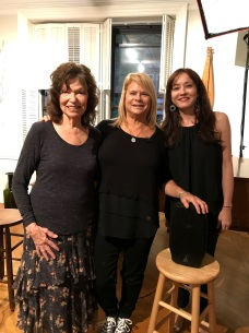 l-r Gretchen Cryer, Denise Marsa, Marta Sanchez