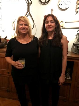 Denise & Marta